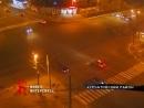 Удар и переворот. Мужчина за рулем ВАЗа протаранил УАЗ сотрудников полиции.