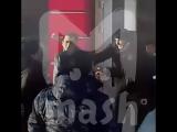 В Ростове полицейский обезвредил парня, который нападал с ножом на людей