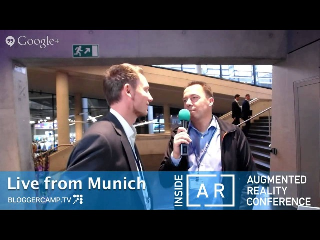Light Estimation from faces for Augmented Reality - Interview with Sebastian Knorr