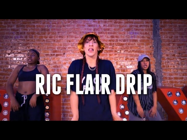 Ric Flair Drip - Offset Offset | Nicole Kirkland Choreography
