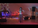 Soqotra Anastasia Minashkina tribal fusion improvisation to live music by Karnash
