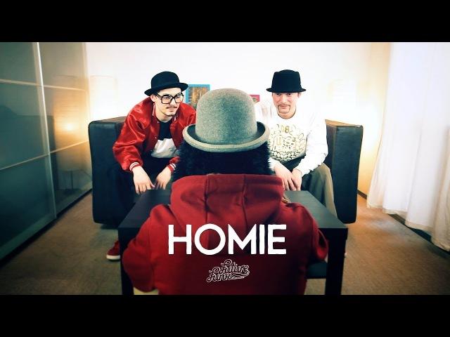 ElectroGorilla - Homie (Future Funk Records, 2018)