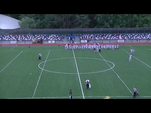 Лига американского футбола Московские Медведи Московские Патриоты