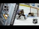 НХЛ-2017/18. Матч №57. Питтсбург - Лос Анджелес 3:1 - Обзор Встречи (16.02.18)