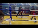 Никита Комаровский (красный угол). Отборочный тур. Победа