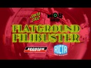 Tom Asta Flatground Filibuster on a Shaped board