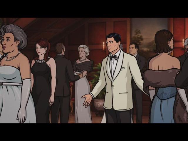 Арчер / Archer / сезон 7 / 5-10 (Кубик в кубе Бяко Рекордс)