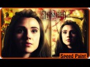 The Shannara art I Хроники Шаннары. Photoshop Speed paint