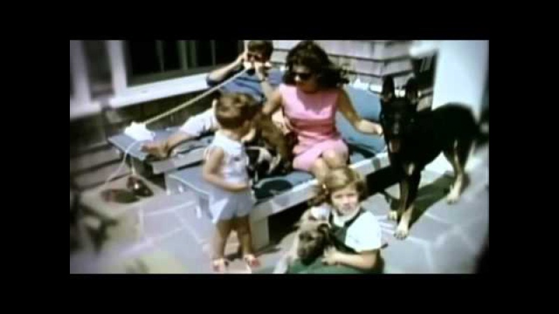 Джон и Жаклин Кеннеди часть 1