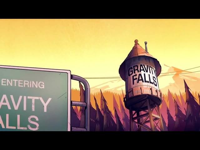 Monster hunt Gravity Falls
