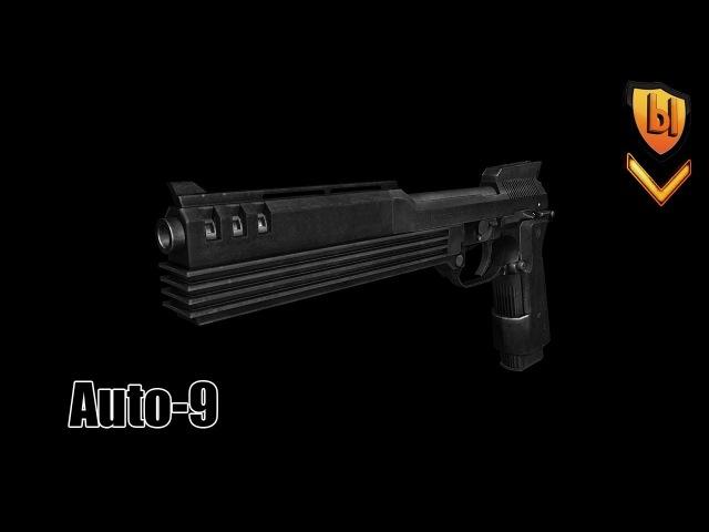 Killing Floor - AUTO-9 (Robocop Pistol)