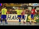Gols Brasil 8 x 3 Paraguai - Amistoso Internacional de Futsal 2018 (27/01/2018)