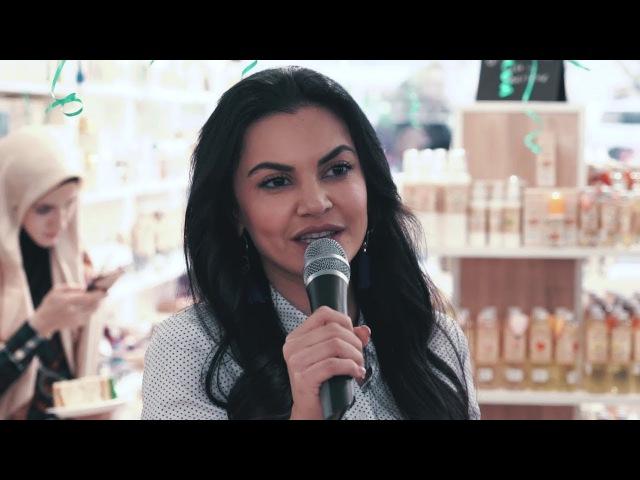 Promovideo Открытие магазина натуральной косметики