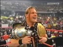Chris Jericho's 1st appearance after the Royal Rumble 2002 PPV (1/2)