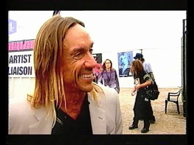Crowd Safety - Iggy Pop Stage Invasion Download Festival
