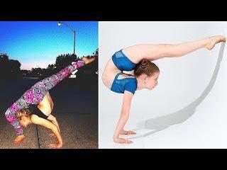 Dance Moms Girls Flexibility