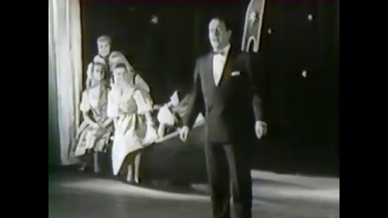 Tino Rossi Bella Bella Donna Франция 1954 г