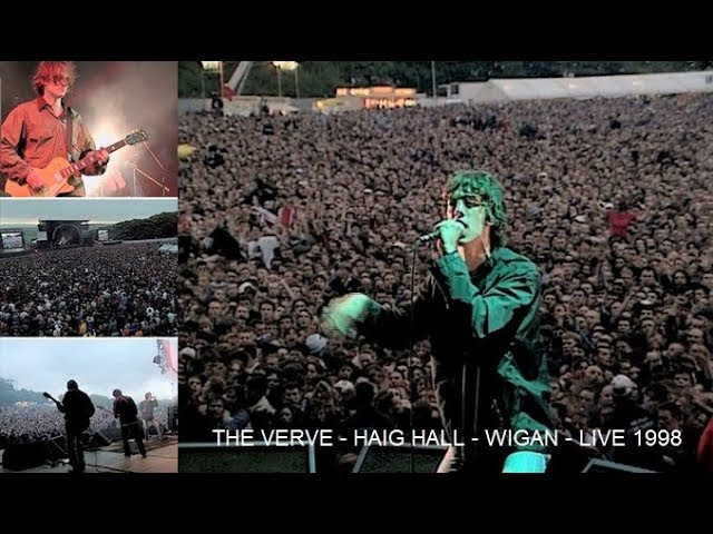 The Verve Live from Wigan Haigh Hall 1998 Full HQ Video