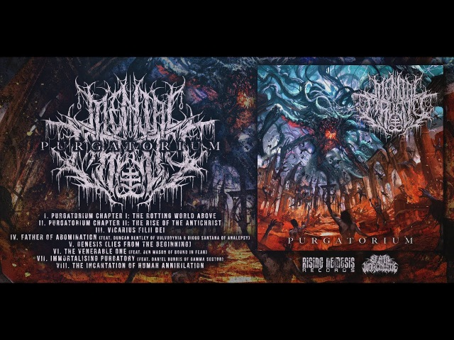 MENTAL CRUELTY PURGATORIUM OFFICIAL ALBUM STREAM 2018 SW EXCLUSIVE