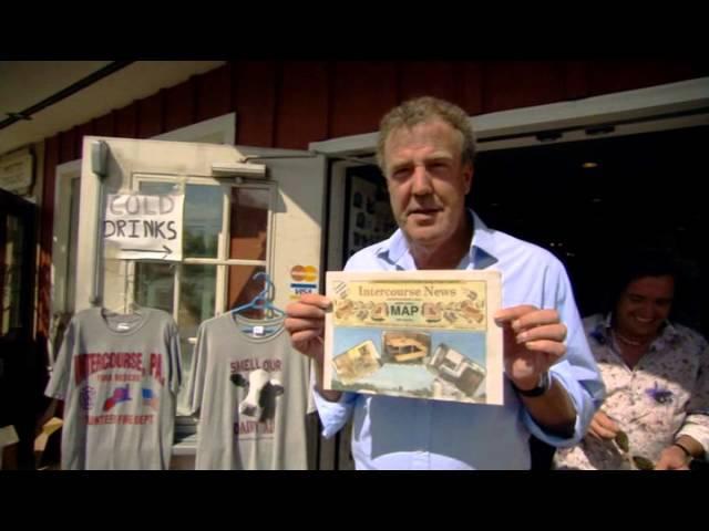 Top Gear USA Road Trip - Intercourse
