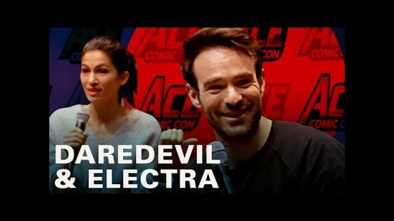 Daredevil Panel 2017 ACE Comic Con Long Island