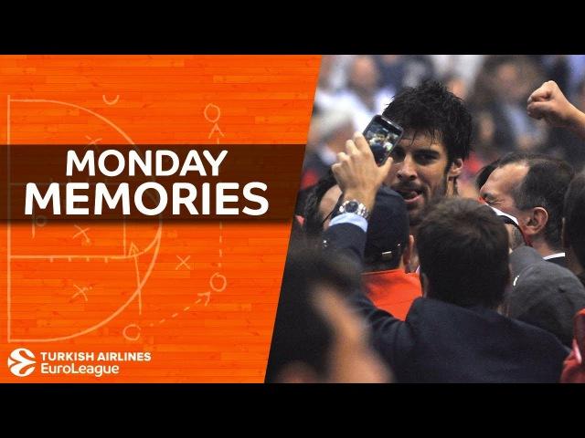 Monday Memories: Printezis buzzer-beats Barcelona