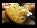 Делаем сыр из творога, просто и быстро.