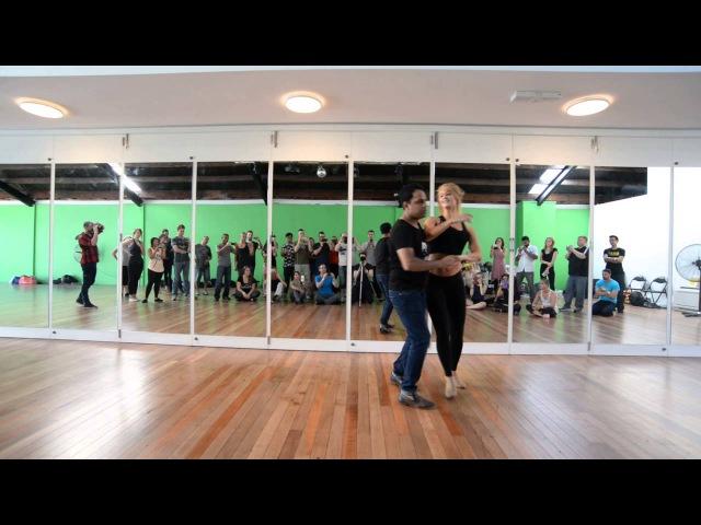 NZBDF2016 - Amit Emily - Brazilian Zouk