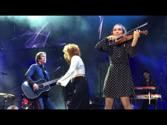 Per Gessle ft Helena Josefsson Första pris Live in Grebbestad 21 07 2017 HD