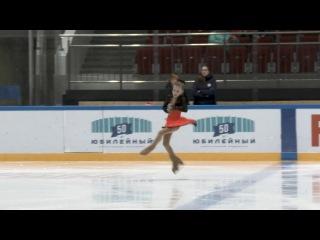 Ольга Катасонова КФК Звезда 20180127 Ice NevIce G UF 2010