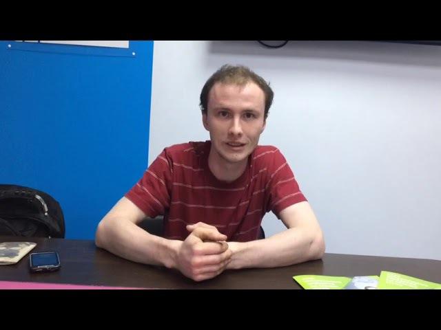 Остапенко Андрей о работе с консультационным центром Экзетер