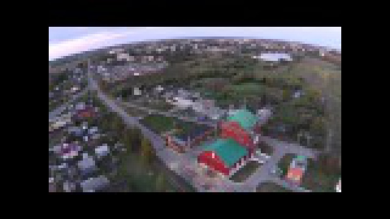 Храм Троицы Живоначальной в Супонево в городе Узловая Тульской области 31 08 15г