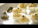 How to Make Devilled Eggs with Tuna - Antonio Carluccio