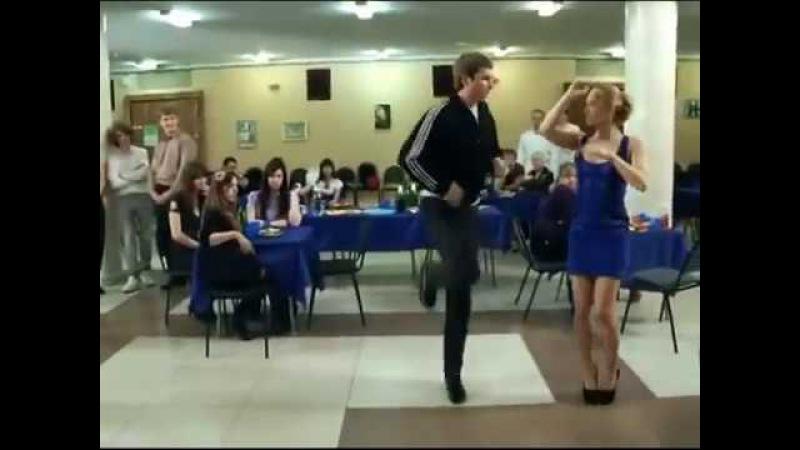 Пасадобль любимый танец Коляна