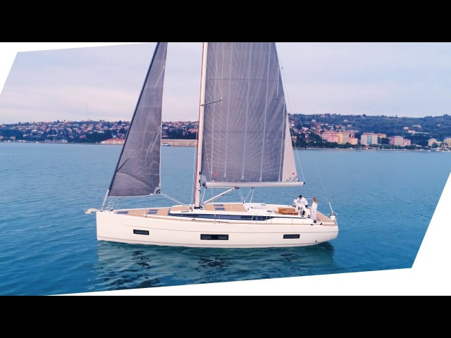 BAVARIA YACHTS C45 in action