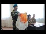 Афганцы посетили реаблитационный центр накануне памятной даты