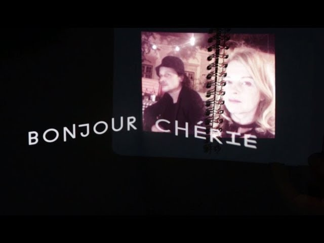 2RAUMWOHNUNG und Dieter Meier - Bonjour Chérie (Official Video)