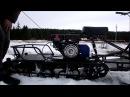 Мотобуксировщик Лидер Сигма 2 с лёгким двигателем 8 л с