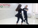 ZoukSamba Christmas Holidays 2018 - Sunday Workshop Zouk Demo - Максим и Алина