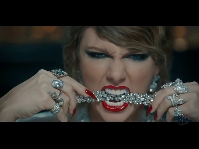 Taylor Swift plays LUCIFER in new Music Video (R$E)
