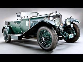 Bentley Speed 6 Tourer by Vanden Plas '1929–30