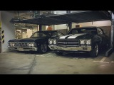 Сколько стоит привезти маслкар 600 сил Chevelle SS как содержать Chevrolet Impala 67 года