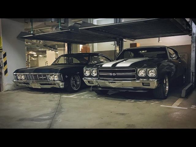 Сколько стоит привезти маслкар 600 сил Chevelle SS — как содержать Chevrolet Impala 67 года