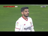 Ever Banega Vs Atletico Madrid I 24/1/18 HD 720p