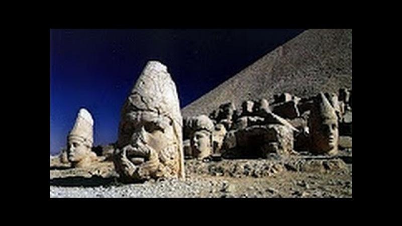 Следы неизвестной цивилизации. Армянское нагорье 12 тысяч лет назад.