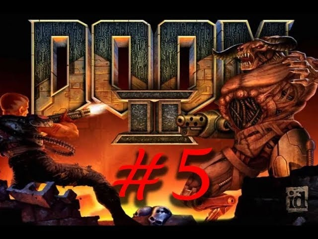Doom II: Hell on Earth / Ад на Земле (Часть 5 / Уровни 27 - 30 / Heavy Metal) [4K] 2160p/60