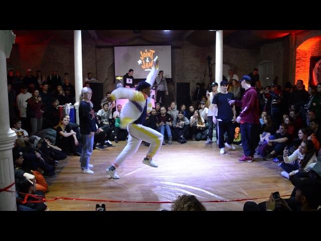 Ponka, Kaydee VS Zulu, Maximus | hiphop final | Joint jam 2018