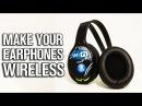 How To Make your Earphones Wireless broken earphones works too