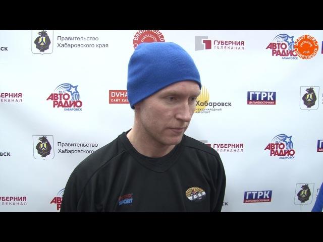 Петтер Моэн и Султан Кадиржанов о матче Норвегия - Казахстан