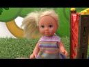 Скорая помощь и Барби. Игры с куклами для девочек